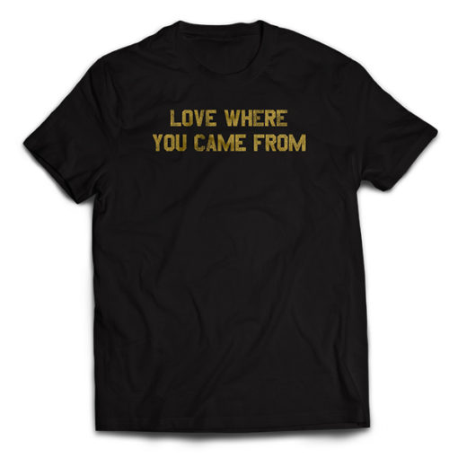 Love where you came from - New Orleans