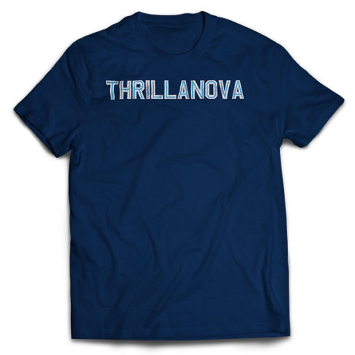 Thrillanova Villanova Basketball