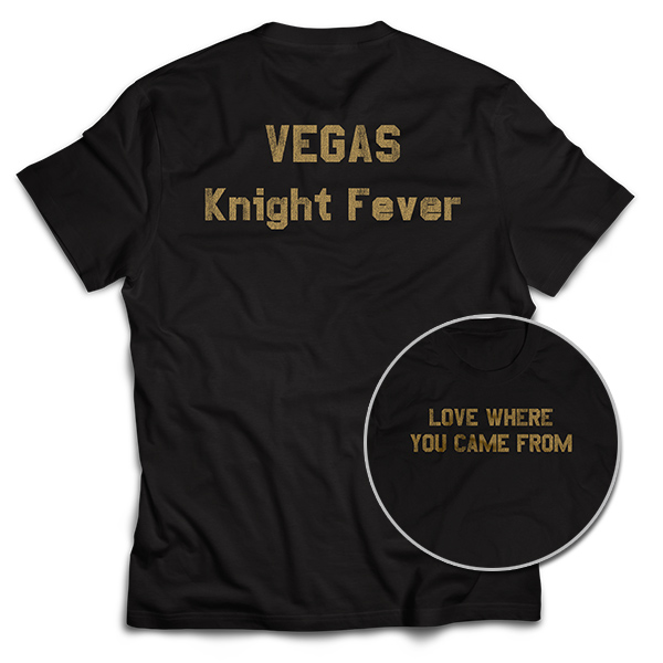 Love Where You Came From – Vegas - Knight Fever
